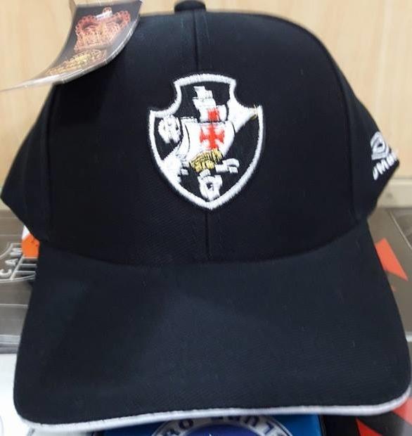 Boné Vasco Da Gama Umbro - Aba Curva - R  39 b6bc344f02864