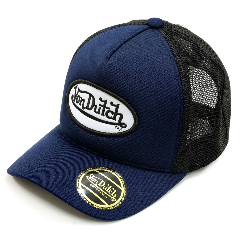boné von dutch trucker logo - produto oficial von dutch. Carregando zoom. 9aafc371a43