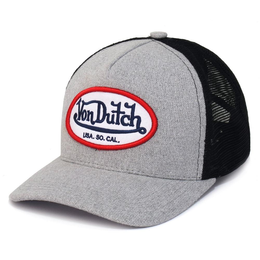 boné von dutch trucker usa so. cal - produto oficial von d. Carregando zoom. b8527ae18c9