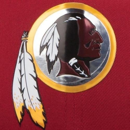 5ad3f8c0f Boné Washington Redskins Draft 950 Snapback - New Era - R  135