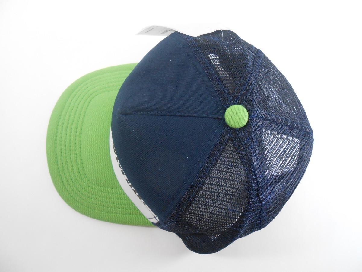 boné wg trucker color verde. Carregando zoom. 47803258187