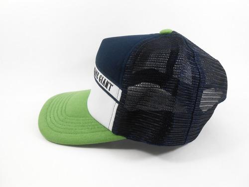 Boné Wg Trucker Color Verde - R  88 f0dcf595889