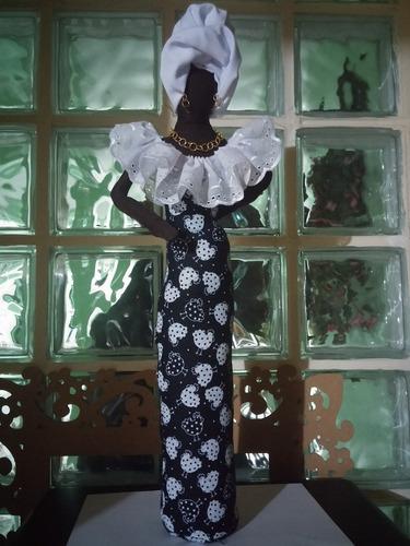 boneca africana