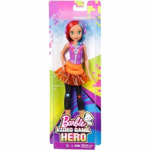 boneca amiga morena da barbie de video game bonellihq l18
