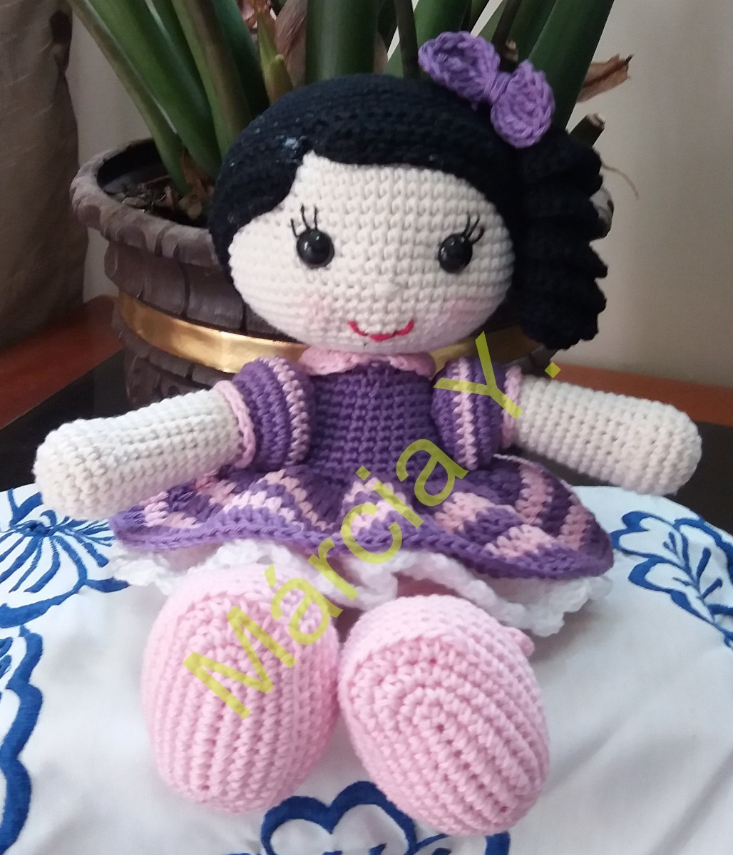 Boneca amigurumi | Bichinhos de croche, Bonecas de croche ... | 1200x1028