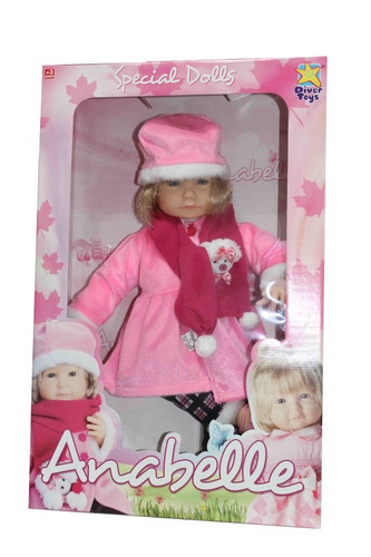 boneca anabelle special dolls inverno diver toys 083
