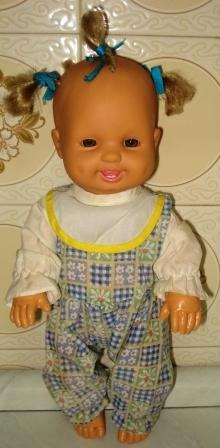 boneca antiga bebê dentinho maravilhosa!!! (g09)