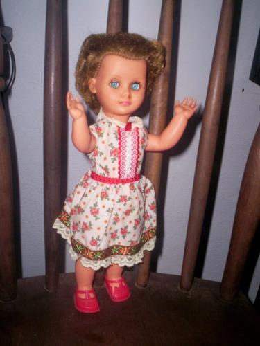 boneca antiga francesa bella