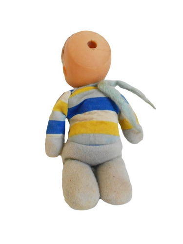 boneca antiga minuche da trol déc. 70 #brechodacris #trol