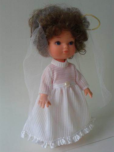 boneca antiga nininha noivinha da estrela anos 80 raridade