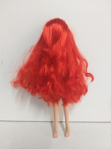 boneca ariel hasbro 2015 a pequena sereia - t95