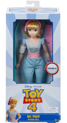 boneca articulada - disney - toy story 4 - bo peep - mattel