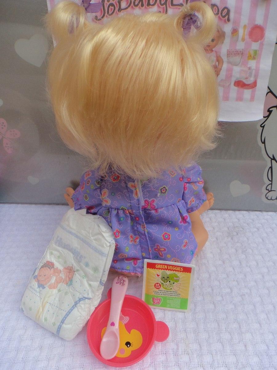 df1e5260e7 Carregando zoom... baby alive boneca. Carregando zoom... boneca baby alive  linda surpresa interativa q fala hasbro