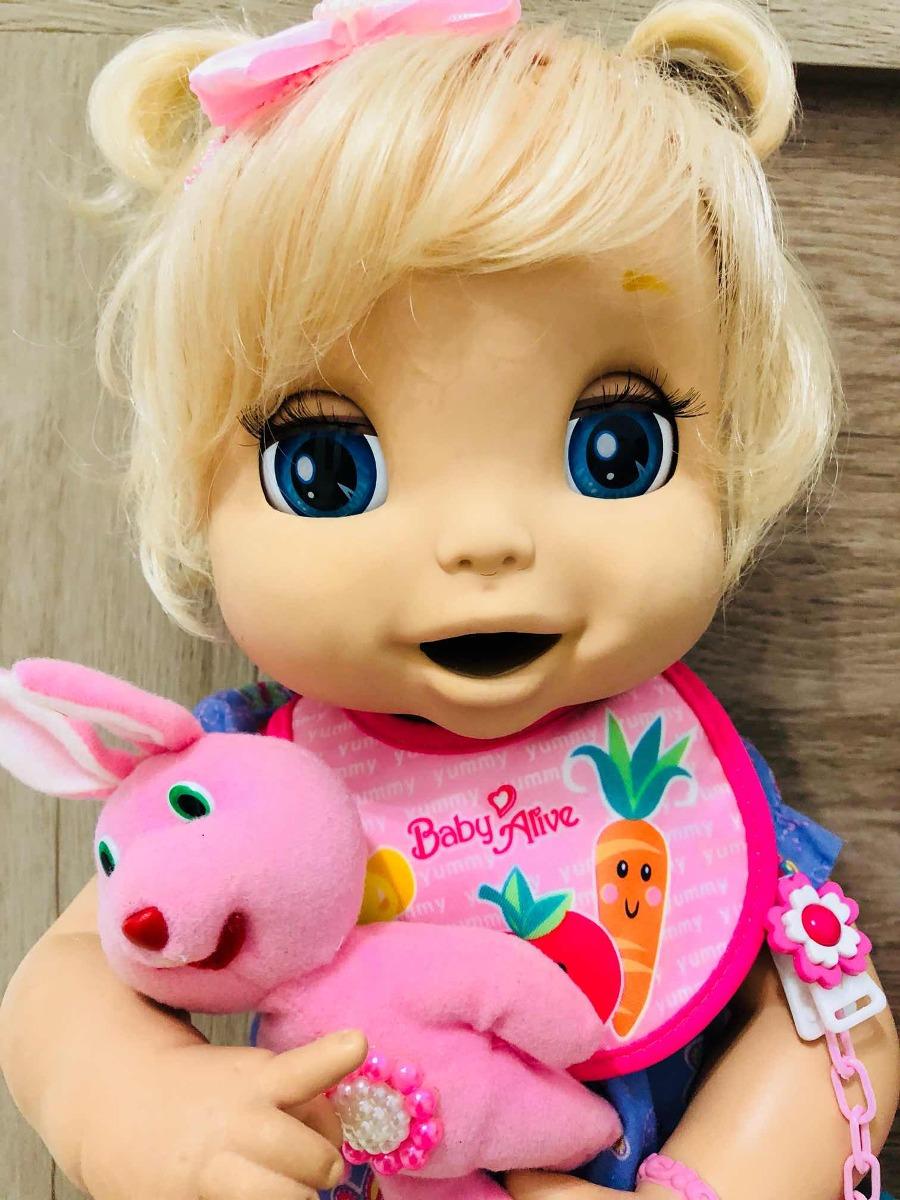 d04d500d5d Boneca Baby Alive Linda Surpresa Reborn Completa - R  1.500