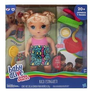 26d5f6a2e Boneca Baby Alive - Adora Macarrão - Loira - C0963 - Hasbro - R  205 ...