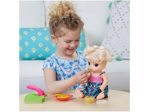 87f7d98b8 Boneca Baby Alive - Adora Macarrão - Loira - Hasbro C0963 - R  399 ...