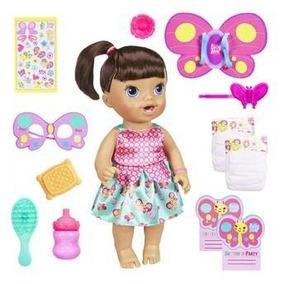 466adf40e Boneca Baby Alive Borboleta no Mercado Livre Brasil