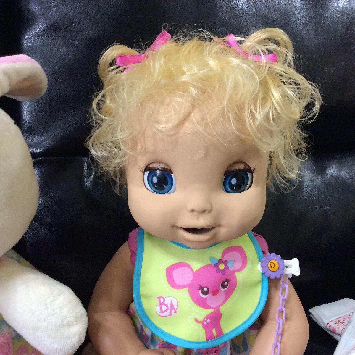e58c66dd40 boneca baby alive c o m p l e t a reborn miracle. Carregando zoom.
