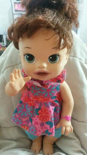 Boneca Baby Alive Comilona R 350 00 Em Mercado Livre