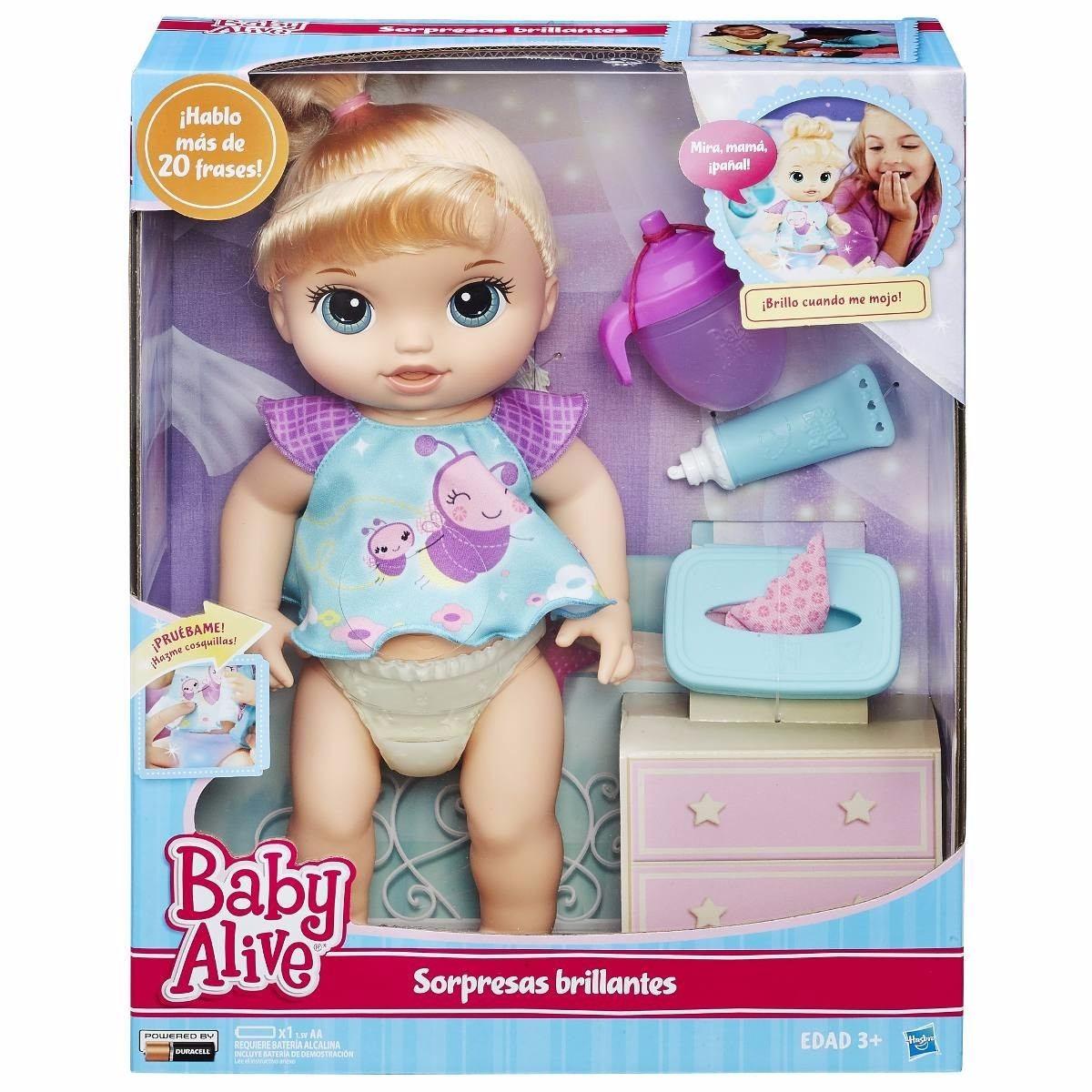 00a17fe941 boneca baby alive fralda mágica loira fraldinha original. Carregando zoom.