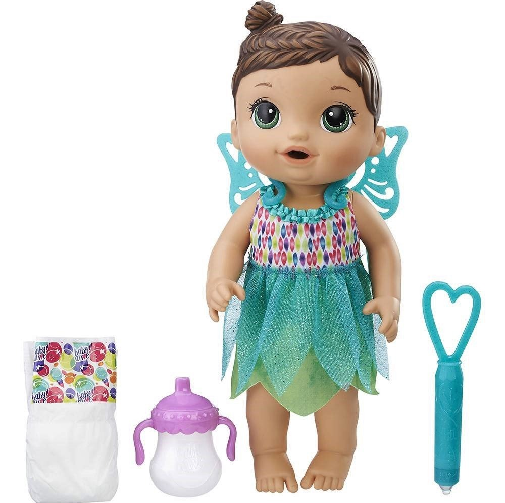 70561d6f8d boneca baby alive hora da festa morena - hasbro - presente. Carregando zoom.