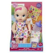 boneca baby alive hora do xixi hasbro