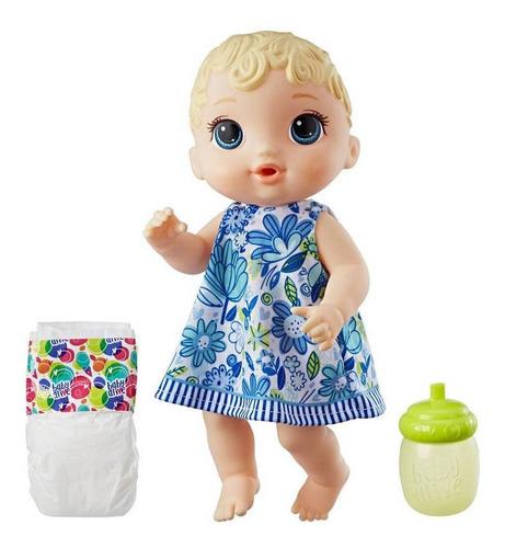 boneca baby alive hora do xixi loira