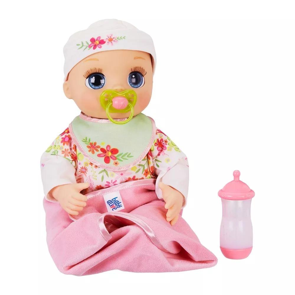 312cfdb146 boneca baby alive - meu querido bebê - e2352 - hasbro. Carregando zoom.