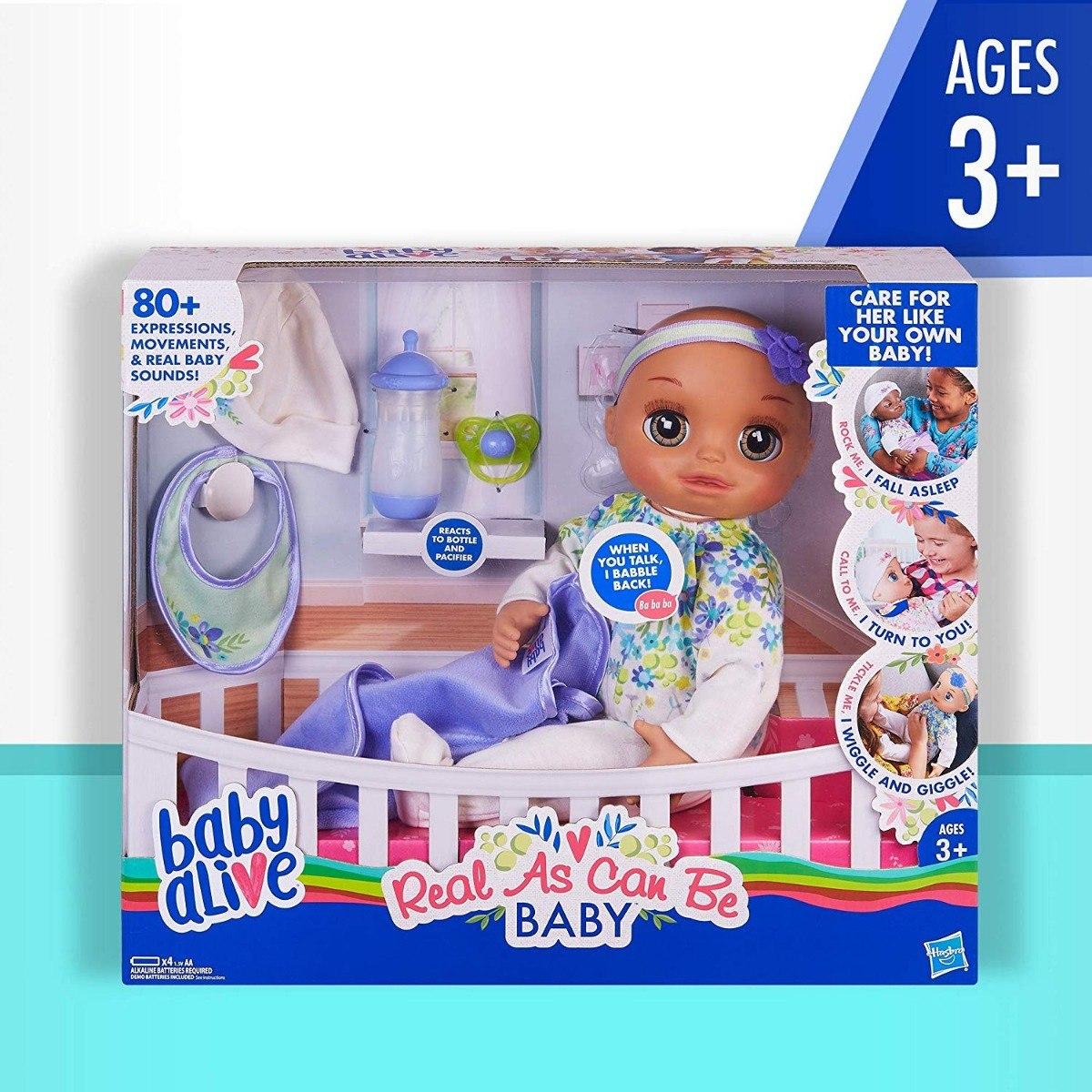 9f4970cea0 boneca baby alive - meu querido bebê - hasbro promoção 12x. Carregando zoom.