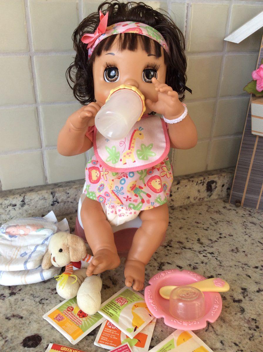 2e7ce620f8 boneca baby alive- troninho - reborn - fala português. Carregando zoom.