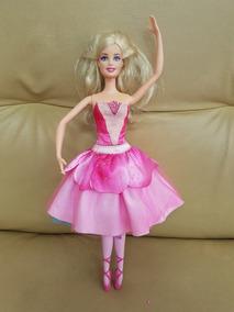 d877a12539 Boneca Barbie Sapatilhas Magicas - Bonecas Barbies no Mercado Livre Brasil