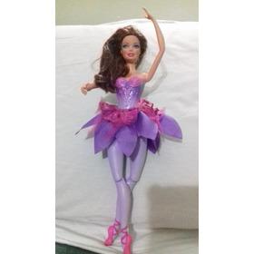 Boneca Barbie Bailarina Odete Ballet Raridade !