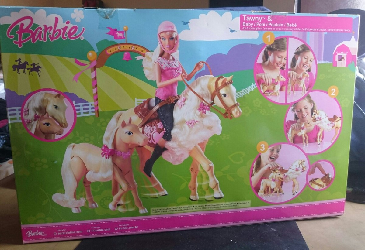 Image result for barbie tawny baby 2008