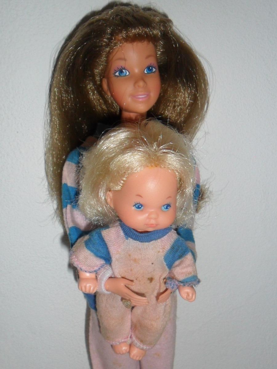 Boneca Barbie Familia Coração Anos 8090 Estrela