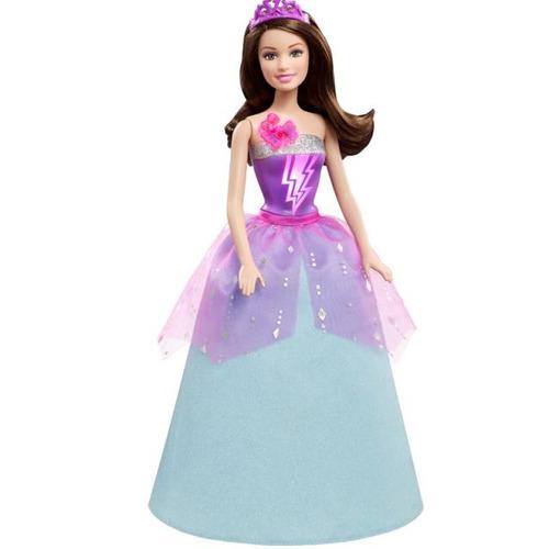 boneca barbie filme super amiga brinquedo menina mattel