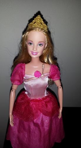 boneca barbie genevieve rara 12 princesas bailarinas mattel