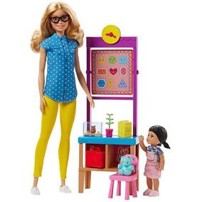 131fff41f Barbie Articulada Mattel Bonecas E Acessorios Barbies - Brinquedos e ...
