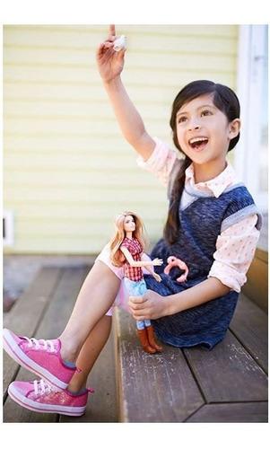 boneca barbie profissões - agricultora
