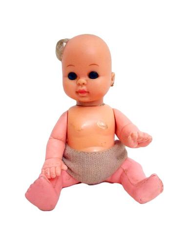 boneca bebê antiga brinquinho da estrela