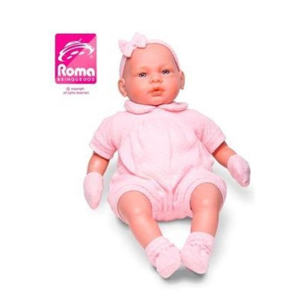 c08038465 boneca bebê real com certidão de nascimento 5075 - roma brin. Carregando  zoom.