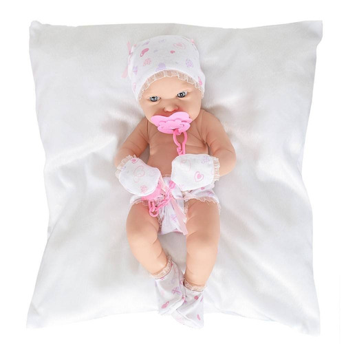 boneca bebe bebezinho da mamãe cotiplas tipo reborn real