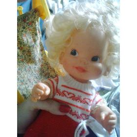 Boneca Bebê Passinho - Estrela