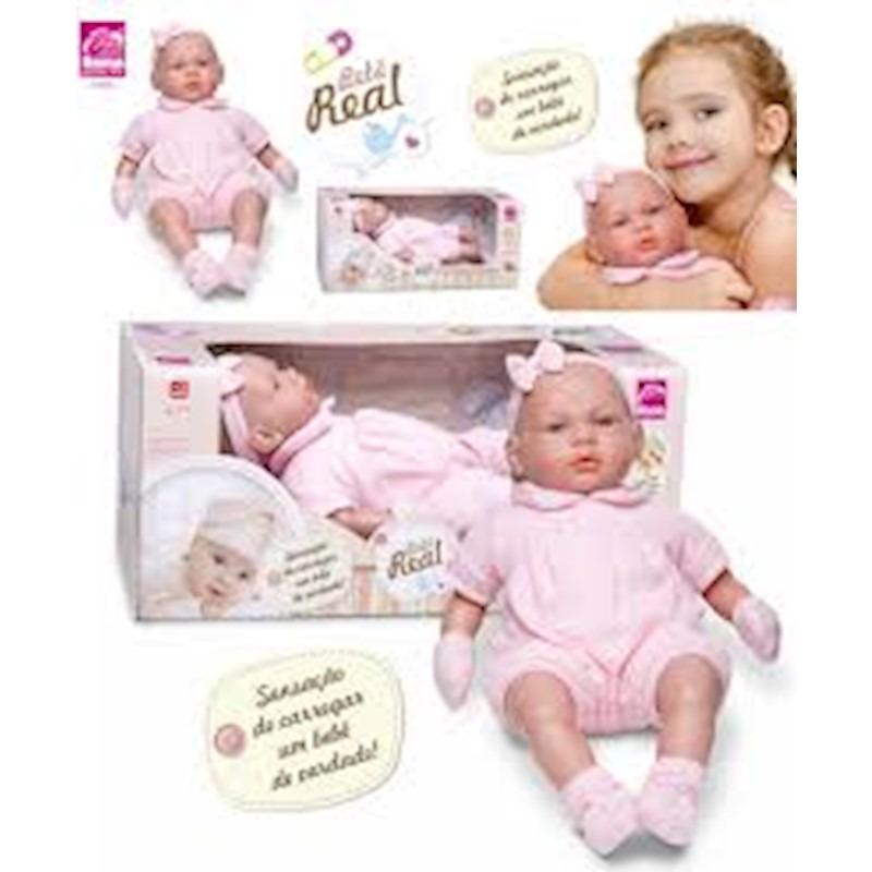 2eee54dc4 boneca bebe real 5075 roma. Carregando zoom.