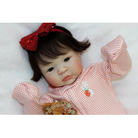 Boneca Bebê Reborn Catherine