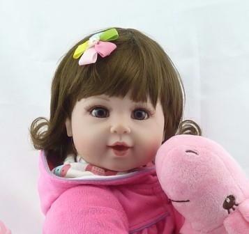 boneca bebe reborn promoção oportunidade única perfeita 50cm