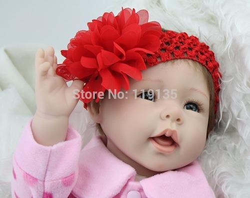 boneca bebe reborn super real frete gratuito adora renascido