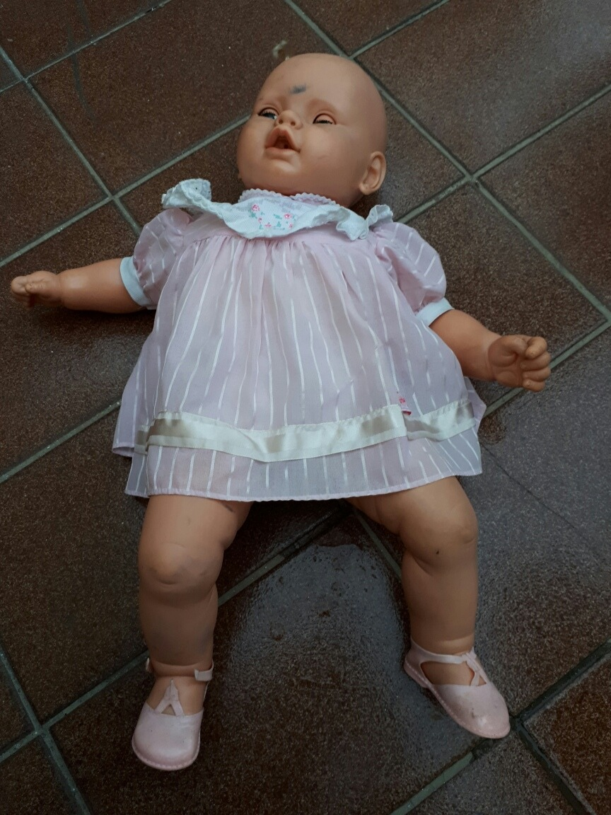 Boneca Bebezão Estrela Raridade Anos 8090