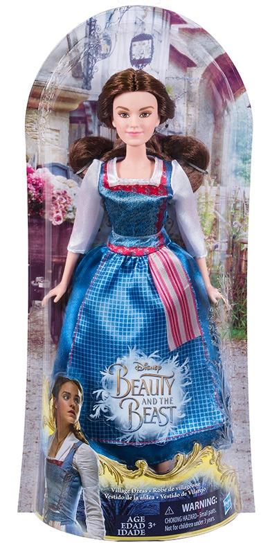 Boneca Bela E A Fera Vestido Vilarejo Disney Promoção Hasbro - R  99 ... e3b91696d00