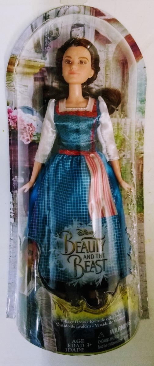 ceb98a6af8c55 boneca bela vestido de vilarejo bela e a fera - hasbro b9164. Carregando  zoom.