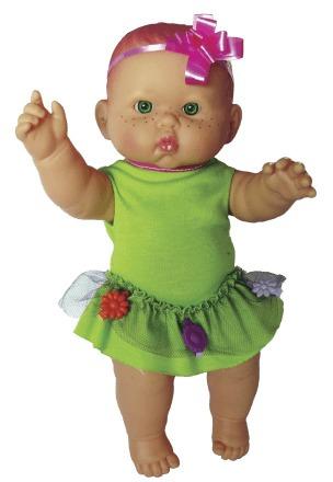 boneca bicudinha zap ruiva